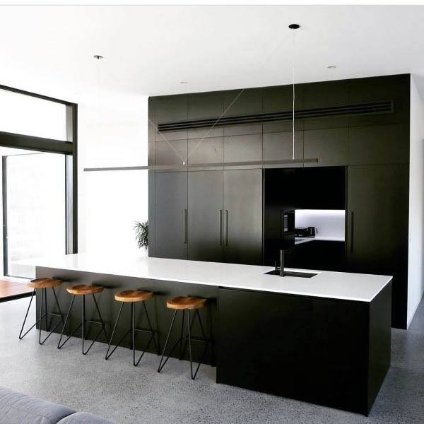 ایده برتر در طراحی آشپزخانه برتر - فضای داخلی آشپز
